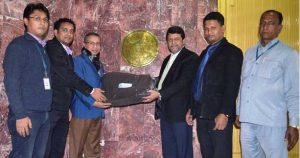 First Security Islami Bank Ltd Handed Over Blankets to Bangladesh Bank For Cold Hit People
