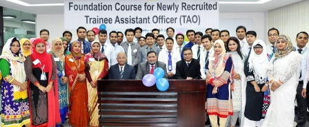 31st Foundation Course of Trainee Assistant Officer