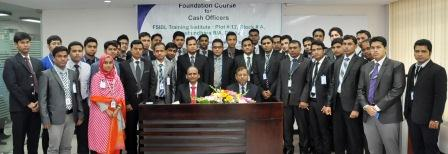 16th Foundation Training Course for Trainee Assistant Cash Officers_