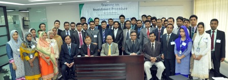 intern report on investment of first security islami bank Internet banking service islami bank bangladesh limited has been devoted to serving its customers since inception  investment report.