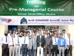 FSIBL_Press Release_Training on Pre-Managerial Couse -Closing