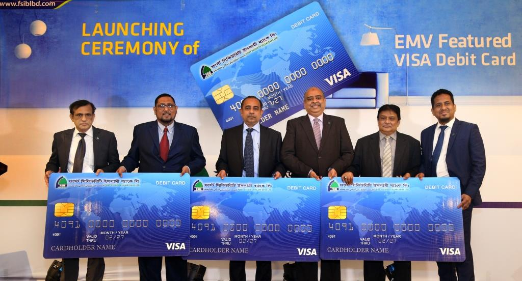 First Security Islami Bank launched new VISA Debit Card – FSIBL