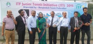 FSIBL Junior Tennis 2015