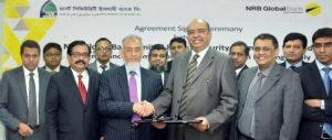 agreementFSIBL & NRB Global Bank Limited