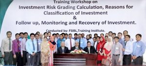 FSIBL Trining Workshop on Investmentaug2015