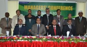 Press Release_Managers Conference of Rajshahi Zone Held on 26.10.15