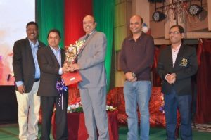 TV_FSIBL_Press Release_FSIBL Received Award for Best Sponsorship AWARD 2014