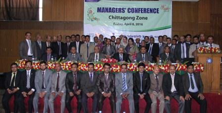 Managers' Conference Of Chittagong Zone