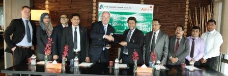 Agreement With Hotel Amari Dhaka