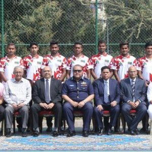 Bangladesh Hockey Team to Asian Games Qualifying Hockey Tournament